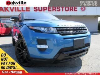 Used 2012 Land Rover Evoque Premium | LEATHER | PANOROOF | B/U CAM | NAVI for sale in Oakville, ON