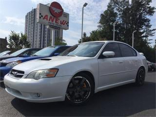 Used 2006 Subaru Legacy 2.5GT LIMITED for sale in Cambridge, ON