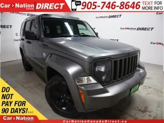 Used 2012 Jeep Liberty Arctic Edition| 4X4| LEATHER| PANO ROOF| NAVI| for sale in Burlington, ON