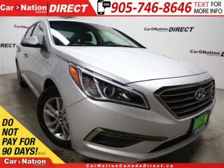 Used 2017 Hyundai Sonata GLS for sale in Burlington, ON