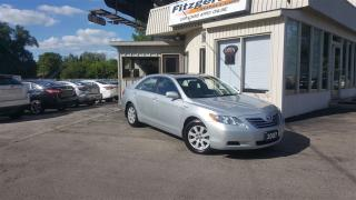 Used 2007 Toyota Camry HYBRID LEATHER! SUNROOF! ONLY 99KM! for sale in Kitchener, ON