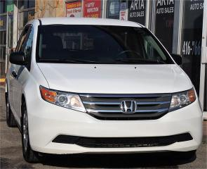 Used 2011 Honda Odyssey LX for sale in Etobicoke, ON