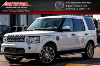 Used 2011 Land Rover LR4 LUX|4X4|TriPaneSunroof|Nav.|Leather|H/K Audio|20