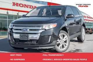 Used 2013 Ford Edge SEL   Automatic for sale in Whitby, ON