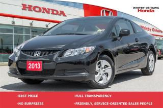 Used 2013 Honda Civic LX (M5) for sale in Whitby, ON
