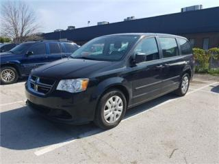Used 2013 Dodge Grand Caravan SE Rear Stow AND GO !! for sale in Concord, ON