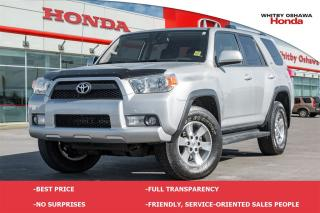 Used 2013 Toyota 4Runner SR5 V6 (A5) for sale in Whitby, ON