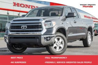 Used 2015 Toyota Tundra SR 5.7L V8 for sale in Whitby, ON