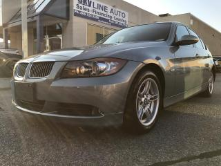 Used 2007 BMW 328i CERTIFIED|HEATED SEATS|BLUETOOTH|PUSH TO START for sale in Concord, ON