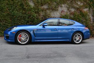 Used 2015 Porsche Panamera GTS AWD for sale in Vancouver, BC