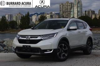 Used 2017 Honda CR-V Touring AWD *Low KM - Like New! Navi/Bluetooth! for sale in Vancouver, BC