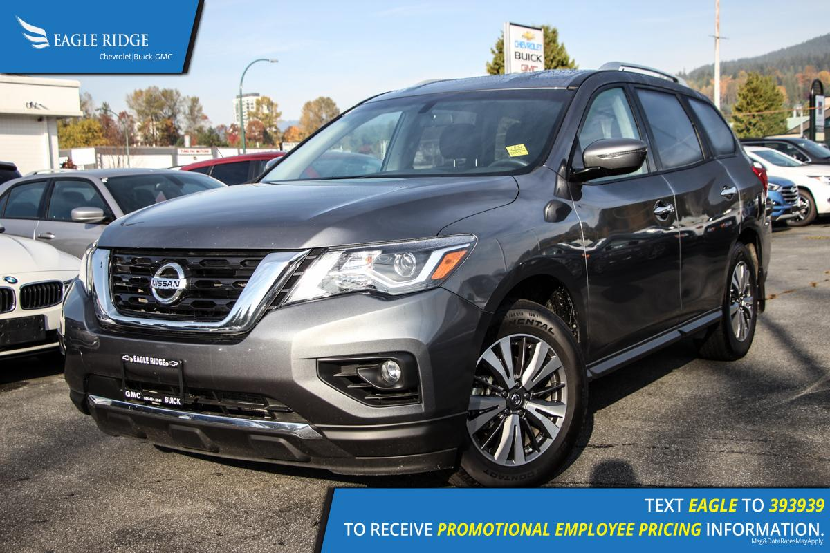 used 2017 nissan pathfinder sv 4wd backup camera heated seats for sale in port coquitlam. Black Bedroom Furniture Sets. Home Design Ideas
