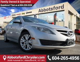 Used 2010 Mazda MAZDA6 GS-I4 #1 VALUE RANK IN BC for sale in Abbotsford, BC