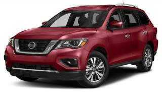 Used 2017 Nissan Pathfinder SV for sale in Port Coquitlam, BC