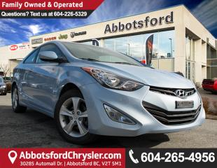 Used 2013 Hyundai Elantra SE ACCIDENT FREE! for sale in Abbotsford, BC