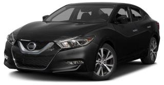 Used 2017 Nissan Maxima SV for sale in Port Coquitlam, BC