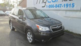 Used 2014 Subaru Forester 2.5i Convenience Package for sale in Richmond, ON
