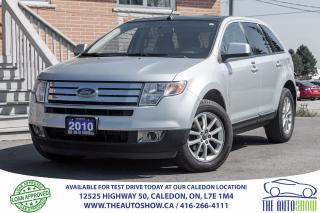 Used 2010 Ford Edge SEL | LOW KM | LEATHER | SUNROOF for sale in Caledon, ON