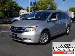Used 2014 Honda Odyssey EX-L NAVI! Honda Certified Extended Warranty to 12 for sale in Richmond, BC