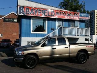 Used 2008 Dodge Ram 1500 TRX4 Quad Cab 4x4 **5.7 HEMI/Only 91k!!** for sale in Barrie, ON