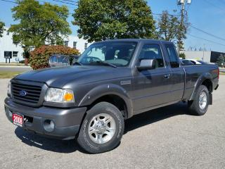Used 2008 Ford Ranger Sport RWD **Great Condition No Rust Oil Sprayed Low Low KMS!!** for sale in Cambridge, ON