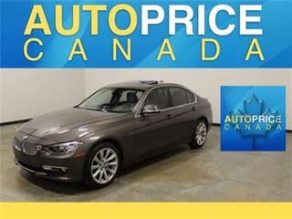 Used 2013 BMW 328xi MODERN PKG NAVIGATION MOONROOF for sale in Mississauga, ON