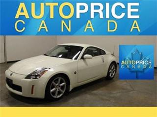 Used 2004 Nissan 350Z Touring LEATHER ORIGONAL KM'S for sale in Mississauga, ON