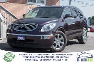 Used 2009 Buick Enclave CXL | NO ACCIDENT for sale in Caledon, ON