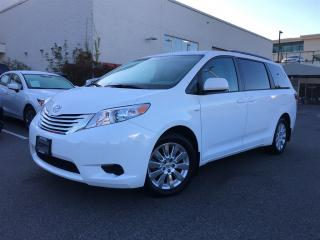 Used 2016 Toyota Sienna LE 7 Passenger LE AWD for sale in Surrey, BC