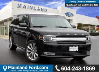 New 2018 Ford Flex limited for sale in Surrey, BC