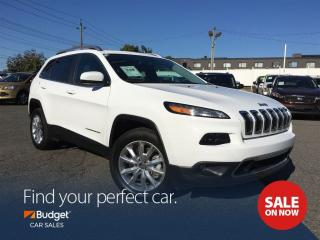 Used 2016 Jeep Cherokee Limited for sale in Vancouver, BC