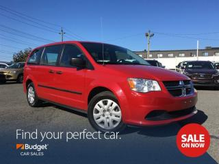 Used 2015 Dodge Grand Caravan CANADA VALUE PACKAGE for sale in Vancouver, BC