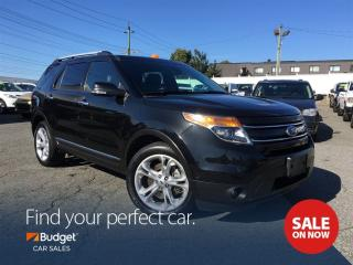 Used 2013 Ford Explorer Limited, Blind Spot Detection, Auto Park for sale in Vancouver, BC