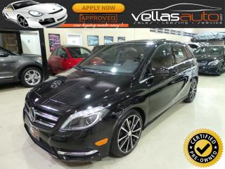 Used 2013 Mercedes-Benz B-Class Sports Tourer SPORTS TOURER| 20,140KM| PANO RF| 18ALLYS for sale in Woodbridge, ON