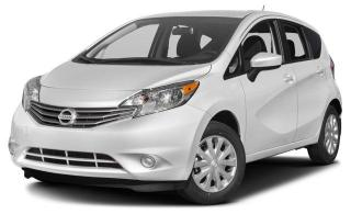 Used 2016 Nissan Versa Note 1.6 S for sale in Port Coquitlam, BC