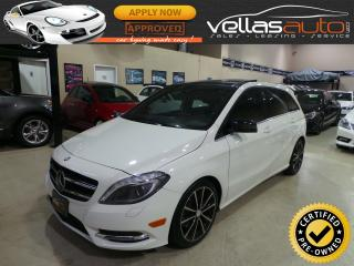 Used 2013 Mercedes-Benz B-Class Sports Tourer B250| SPORTS TOURER| PANO RF| 18ALLYS for sale in Woodbridge, ON