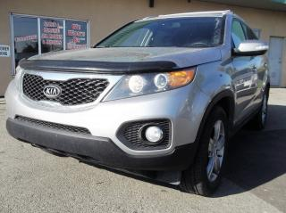 Used 2012 Kia Sorento EX V6 3 MONTHS OF SIRIUSXM FREE* $104.97 BI WEEKLY! $0 DOWN! CERTIFIED! for sale in Bolton, ON