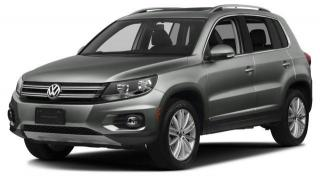 New 2017 Volkswagen Tiguan Highline for sale in Surrey, BC