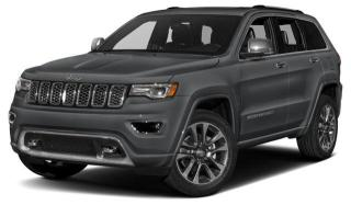 New 2017 Jeep Grand Cherokee Overland for sale in Abbotsford, BC