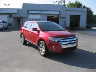 Used 2011 Ford Edge SEL for sale in Kingston, ON