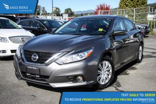 Used 2016 Nissan Altima 2.5 S Bluetooth and Backup Camera for sale in Port Coquitlam, BC