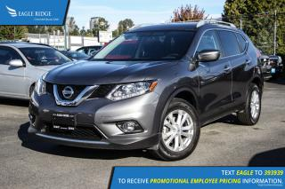 Used 2016 Nissan Rogue SV Satellite Radio, Heated Seats, and Backup Camera for sale in Port Coquitlam, BC