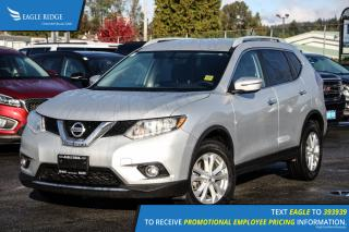 Used 2016 Nissan Rogue SV Satellite Radio and Backup Camera for sale in Port Coquitlam, BC