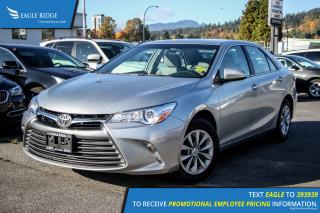 Used 2016 Toyota Camry LE Bluetooth and Backup Camera for sale in Port Coquitlam, BC