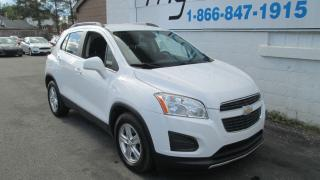 Used 2014 Chevrolet Trax 1LT for sale in Richmond, ON