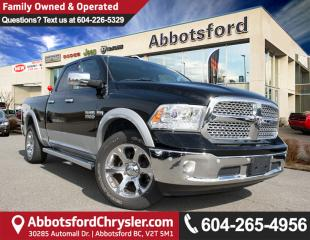 Used 2014 Dodge Ram 1500 Laramie LOW KM! for sale in Abbotsford, BC