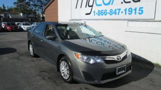 Used 2013 Toyota Camry LE for sale in Richmond, ON