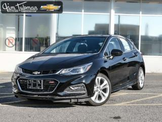New 2018 Chevrolet Cruze Premier Auto for sale in Gloucester, ON