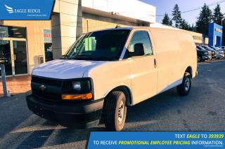 Used 2017 Chevrolet Express 2500 1WT for sale in Port Coquitlam, BC