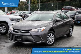 Used 2016 Toyota Camry LE Backup Camera and Air Conditioning for sale in Port Coquitlam, BC